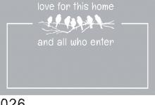 raamfolie, huis, voorbeeld, ontwerp